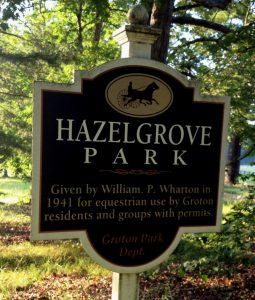 Hazel Grove sign1